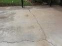 「生コン屋さんとコンクリート診断」 駐車場・ひび割れ