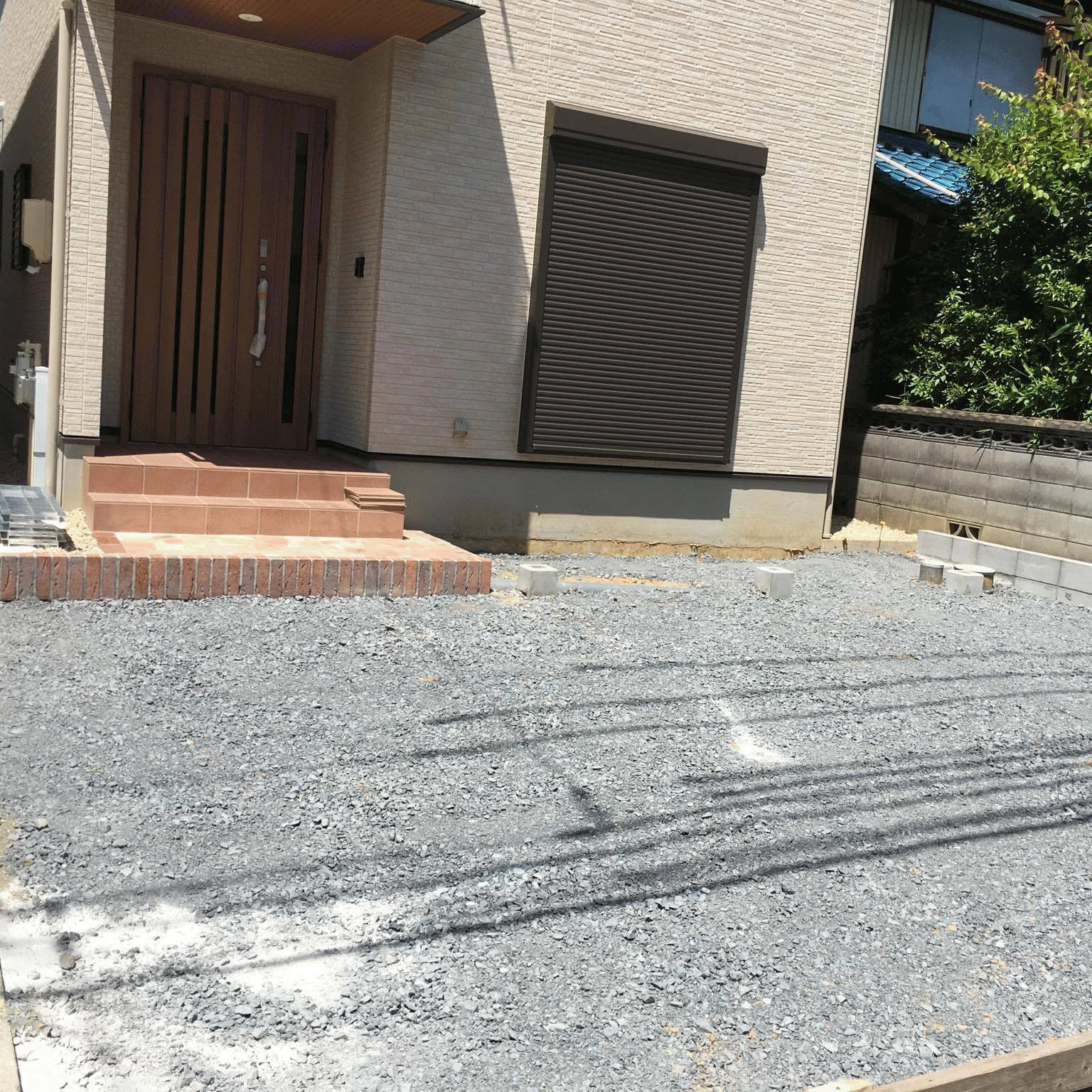 「三重県桑名でもやる! ドライテック見学会」 透水・見学・生コン・価格・エクステリア・土間