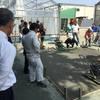 「まさつぐ in 三河」 エクステリア・施工・自前・生コン・ひび割れ・カラー