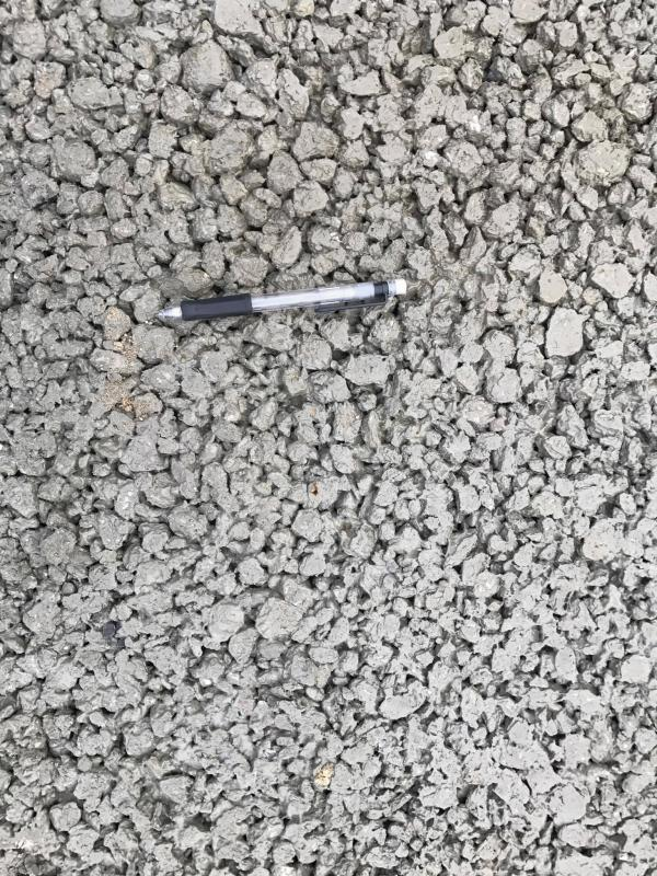 「え?インターと同時施工できんの? 月刊透水コンクリート Vol. 5」 インターロッキング・アスファルト