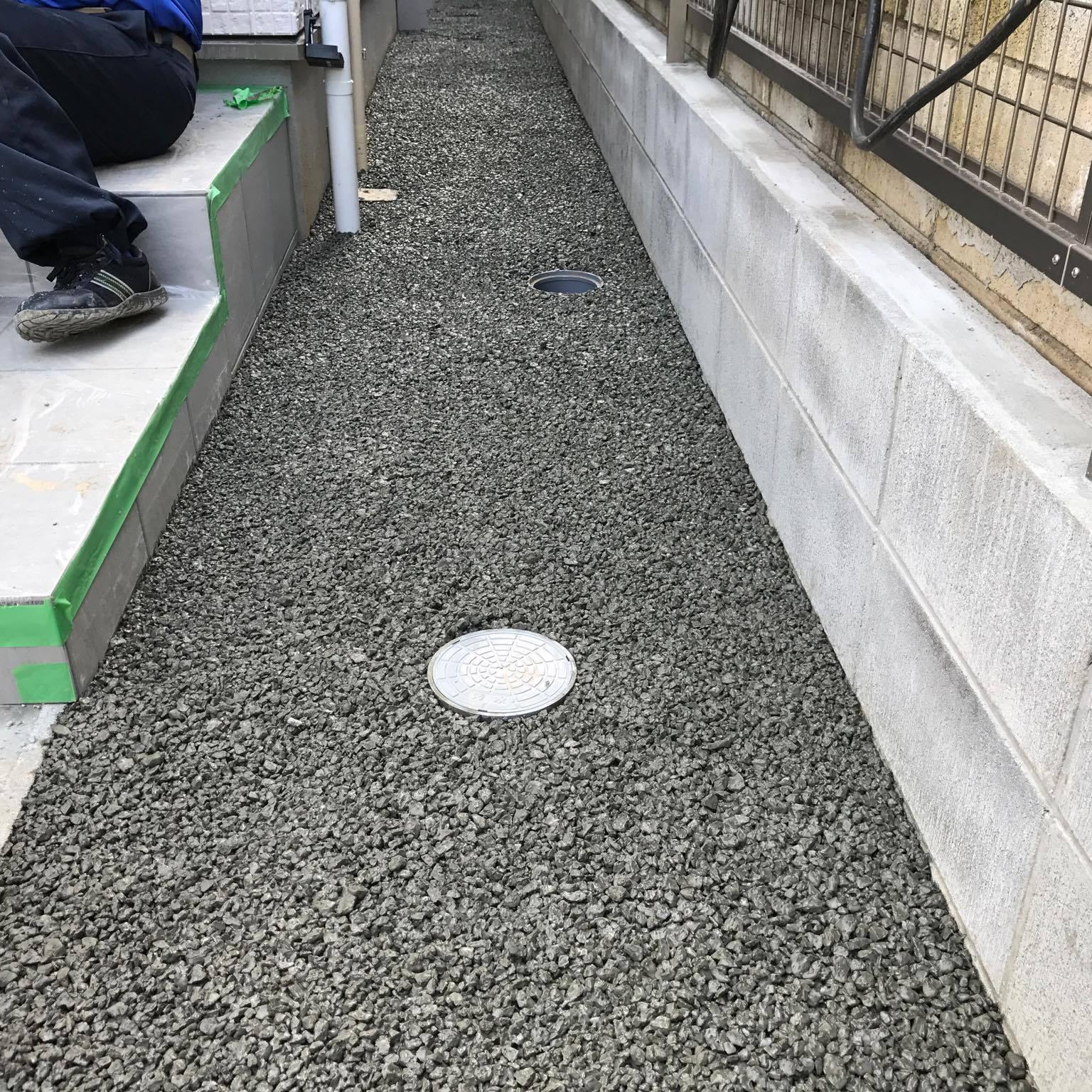 「え?!土間コン以外にもあるの?」 水勾配・排水・犬走・駐車場・エクステリア