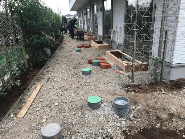 「生コン屋さんと透水性コンクリート」 新規事業・透水性コンクリート