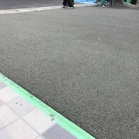 「香川工組から新しい土間コン」 香川・土間コン・透水性コンクリート