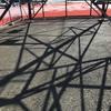 「鉄塔が建設される場所どんなとこ?」 鉄塔・トラス構造・雨水・排水・水はけ・土間コン