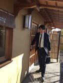 「清水のイケメンの透水性コンクリート」 静岡・透水性コンクリート・見学会