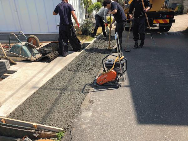 「土間コンクリートの可能性|水勾配のいらない土間コン」