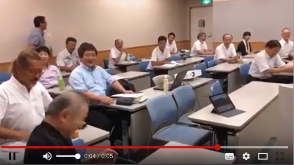 「日本エクステリア学会総会|透水性コンクリート」