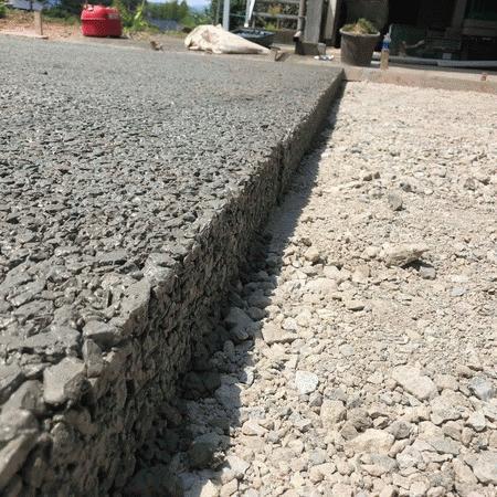「透水性コンクリートの欠点」