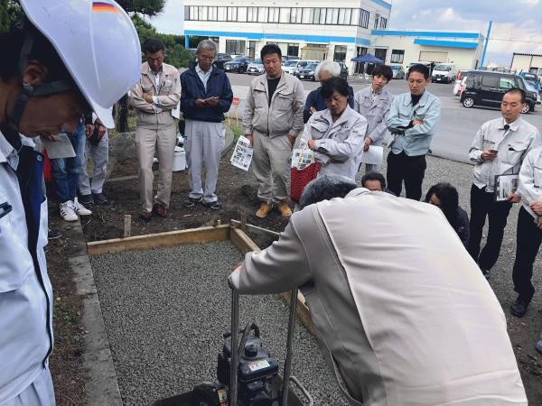 「【沖縄】透水性コンクリートにどんなイメージを持ってる?」