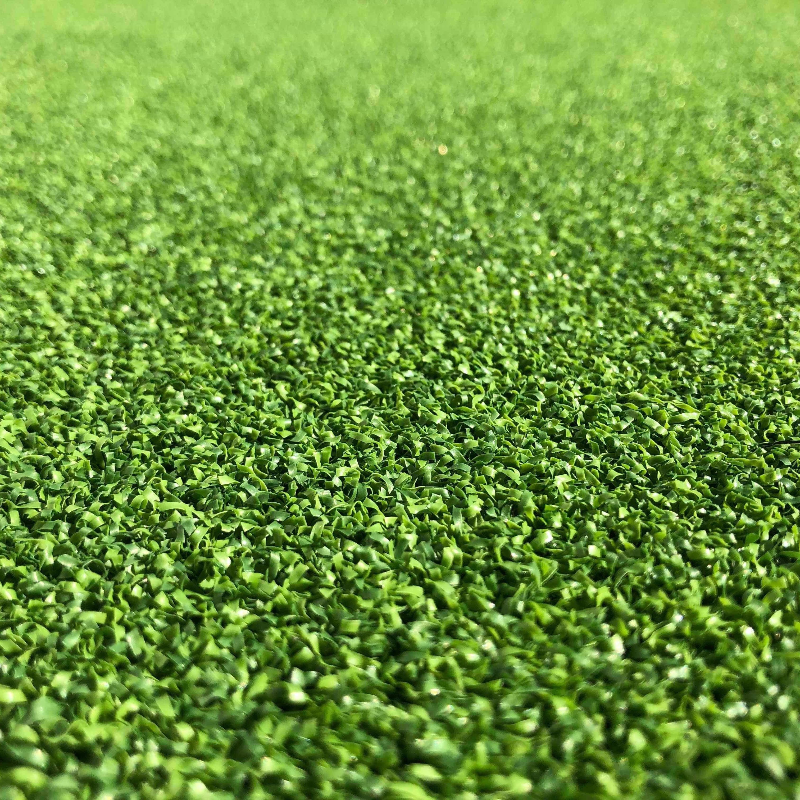 水はけ、草むしり、パター(ゴルフ)の練習。 透水性コンクリートを下地にした【人工芝】の施工マニュアル #1