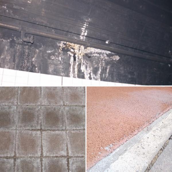 【注意】全てのコンクリートが超越できない【エフロレッセンス】という問題について