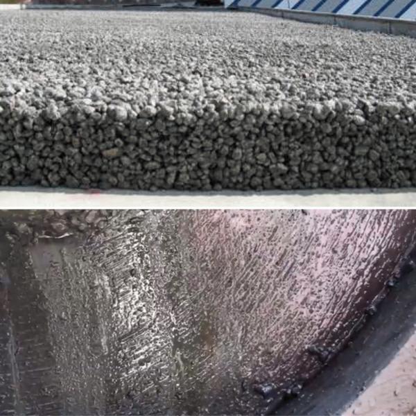 「普通の生コンよりもひっつくの?」透水性コンクリートのデメリットといえばデメリット【付着強度】