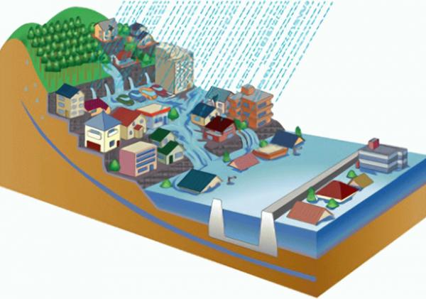 「地下水が減ってきているのは本当です。その原因は僕たちです」