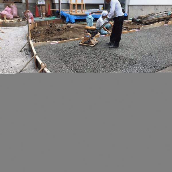 【東京】「食わず嫌いは損するよ」猛暑にさっさと終わる土間コン・透水性コンクリート