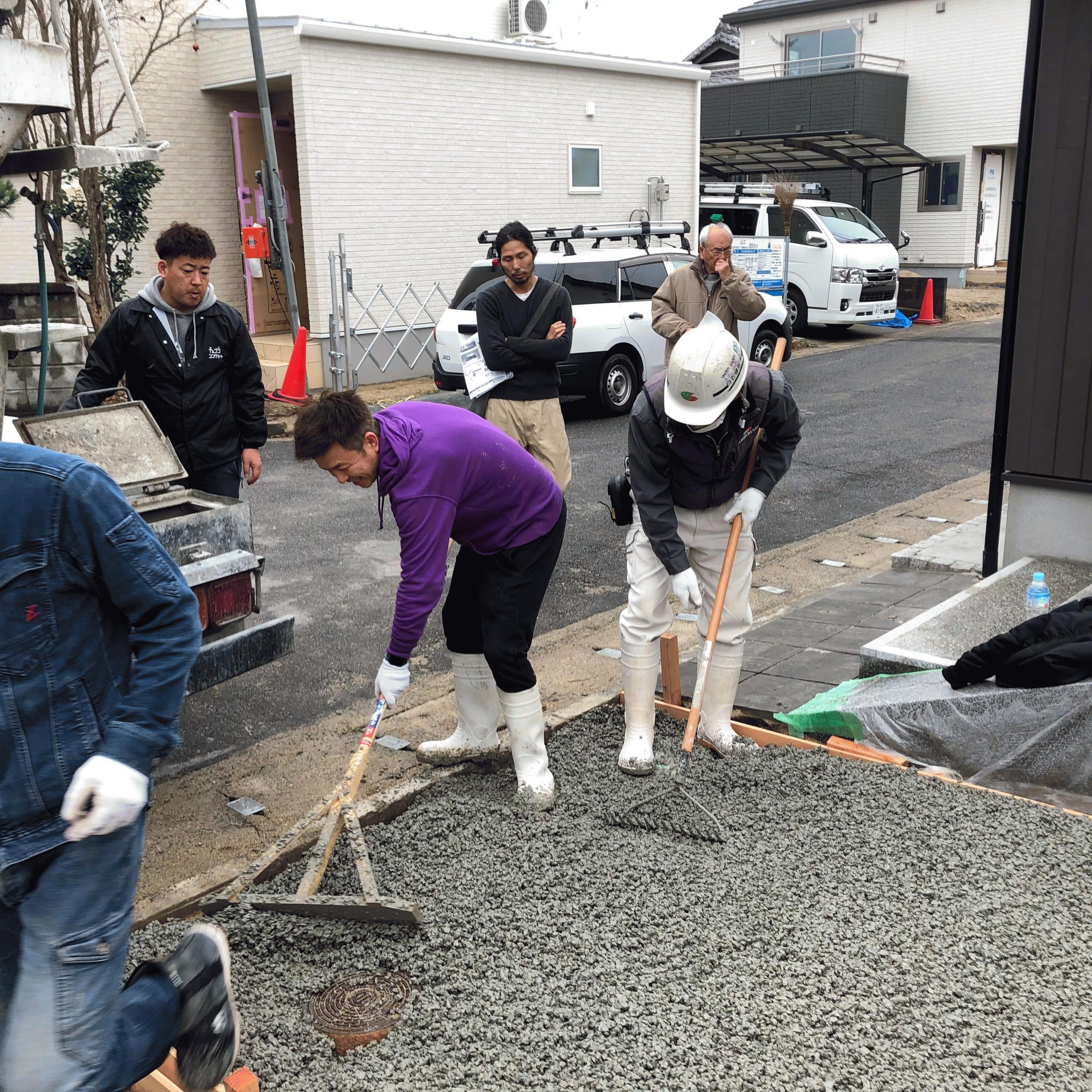 【岡山】「被災地真備町の大地を変えろ!」防災・環境・DIY