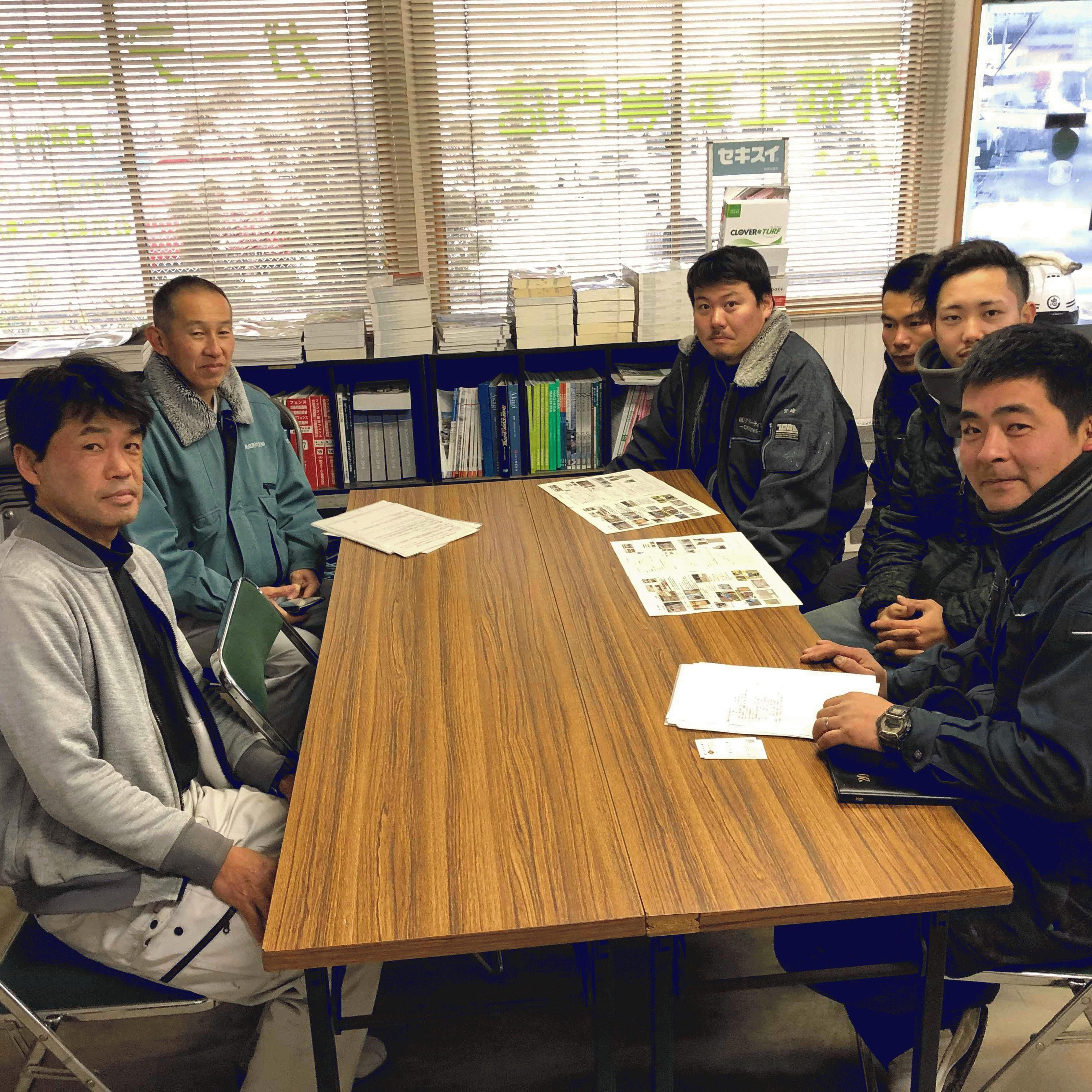 【埼玉】「壊れた自然と人との関係を取り戻せる人たち」施工者・製造者