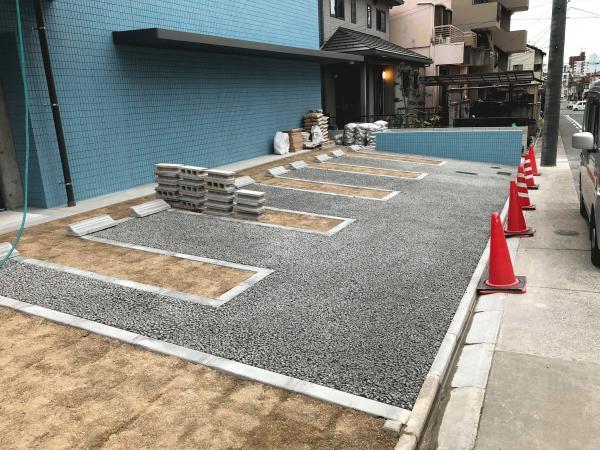 【無料】「透水性コンクリート無料配布キャンペーン実施中!」0.5m3(4m2)・駐車場1台分(15m2)以上お買い上げの施工者限定