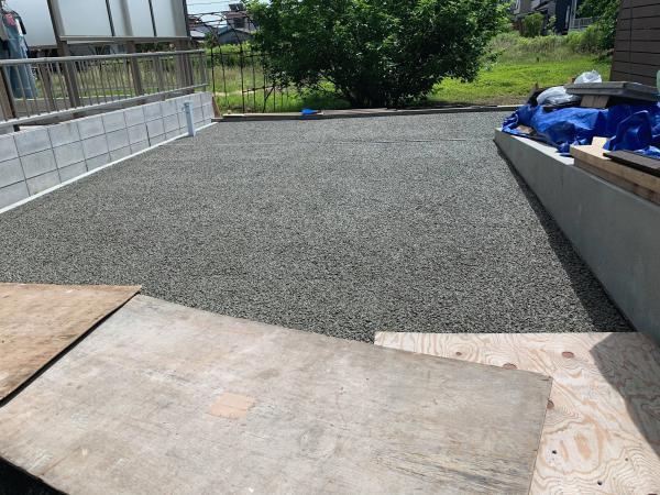 【岡山】「3連続透水性コンクリートフィーバーを追う!」グリーンライフ・Kz工房・ヒカリコンクリート