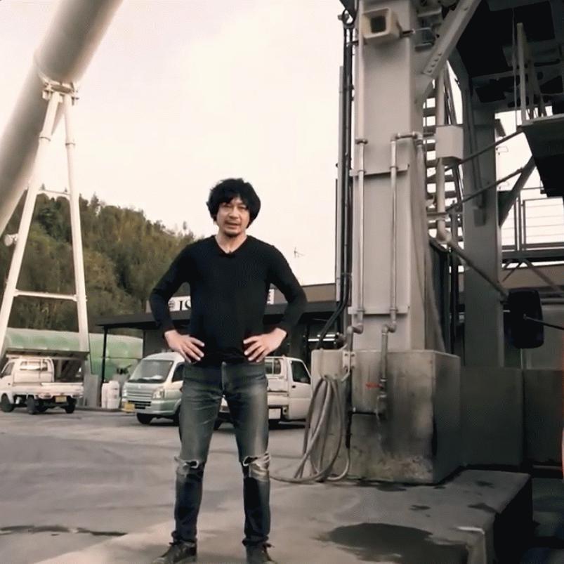 「生コン工場向け 透水性コンクリート《ドライテック》製造方法」映画「透水宣言」
