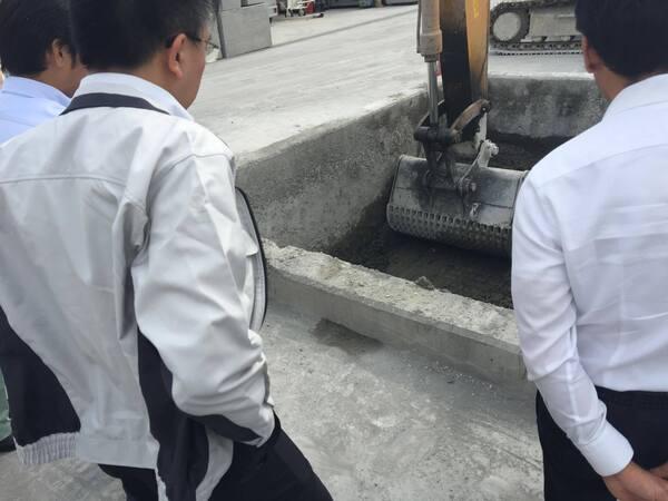 「5年後の生コン工場の排水処理の在り方」 フィルタープレス・スラッジ・残コン・繊維