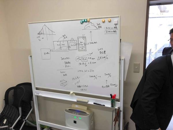 「フィルタープレスの故障|残コンスラッジ処理システム」 二次製品