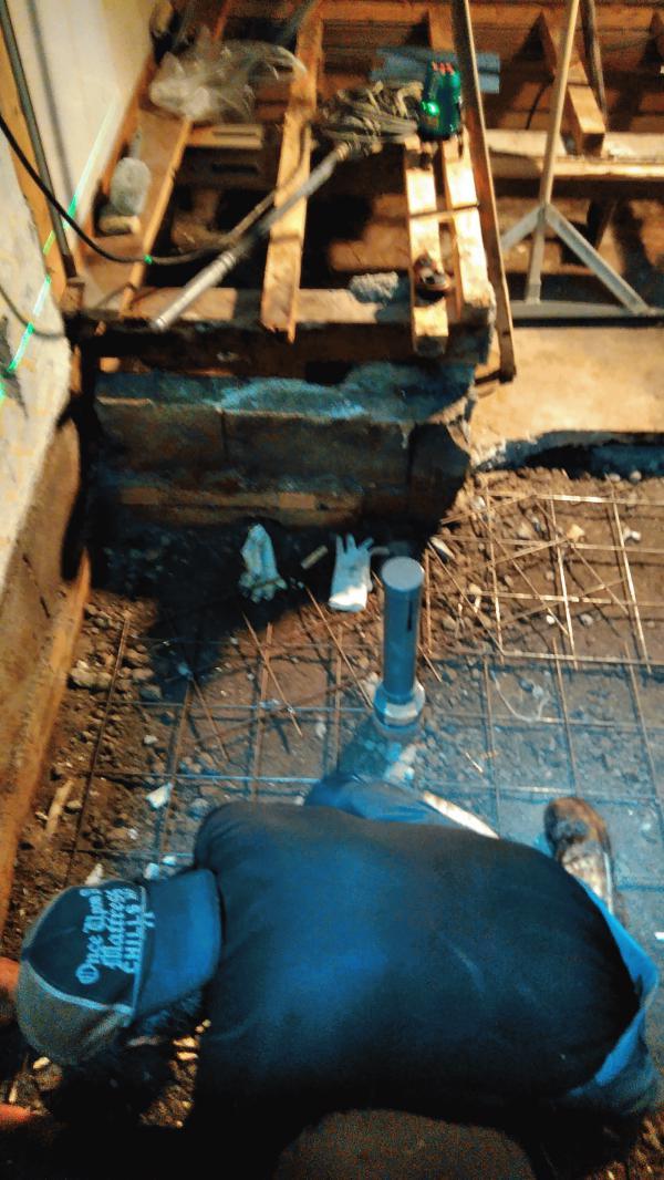 「再生生コンどんなところに使えるの?」室内土間コンクリート