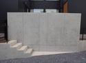 リフォーム時、既存の壁を活かすためのコンクリート一体化補修。打ち継ぎ、ジャンカ、はらみ 東京都