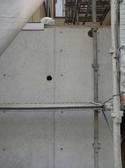 「ダイエットの神」 ピンホール・型枠の継ぎ目ズレ・砂道・色合わせ・左官補修・打ち放し・コンクリート
