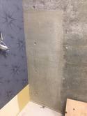 「設備穴(コンセントや配管)の開け間違い」 打ち放し・コンクリート・補修・色合わせ・価格
