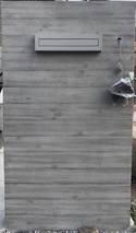 「今日から始まる色合わせ体験会 月刊色合わせ補修 Vol.3」 ブロック塀・土間コン・クラック・エクステリア・体験会・ラーチ合板・打ち放し