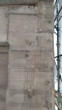 「打ち放しコンクリートに人生をささげている」 杉板・打ち放し・補修・色合わせ・価格