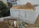 「敷地ギリギリまで家を配置することだって可能」 L型擁壁・施工不良・コンクリート補修・打ち放し・ブロック・CBRC・省スペース・工期短縮