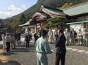 「NHKが取材に来た」 香川・透水・見学会・駐車場
