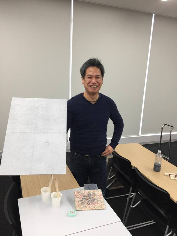 「iPhoneよりも安い」 色合せ・打ち放し・スターターキット