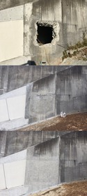 「見られる土木」 打ち放し・仕上げ・見た目・修復・補修痕・土木
