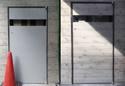 「コンクリートでできた扉」 価格・打ち放し・色合わせ