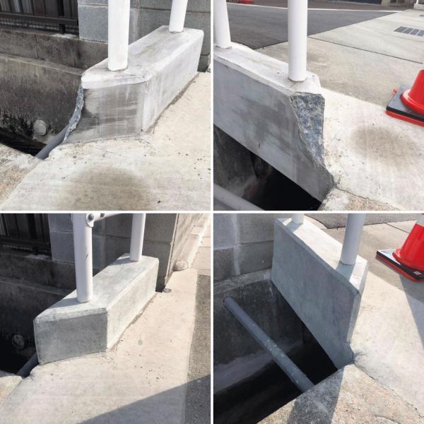 【岡山】「コンクリート壊しちゃった!」なんて時にも大丈夫【打ち放しペイント】の極意