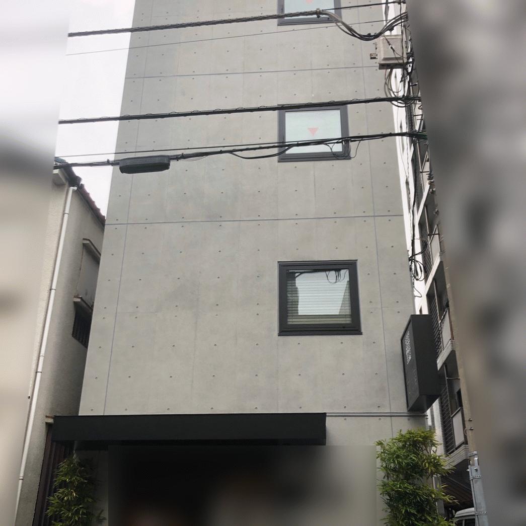 【東京】「DIYで鉄骨・ALC壁が打ち放しコンクリートに?!」DIY・見た目補修応用