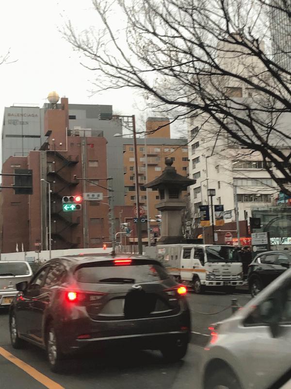 From Izu to Tokyo (Tokaido)