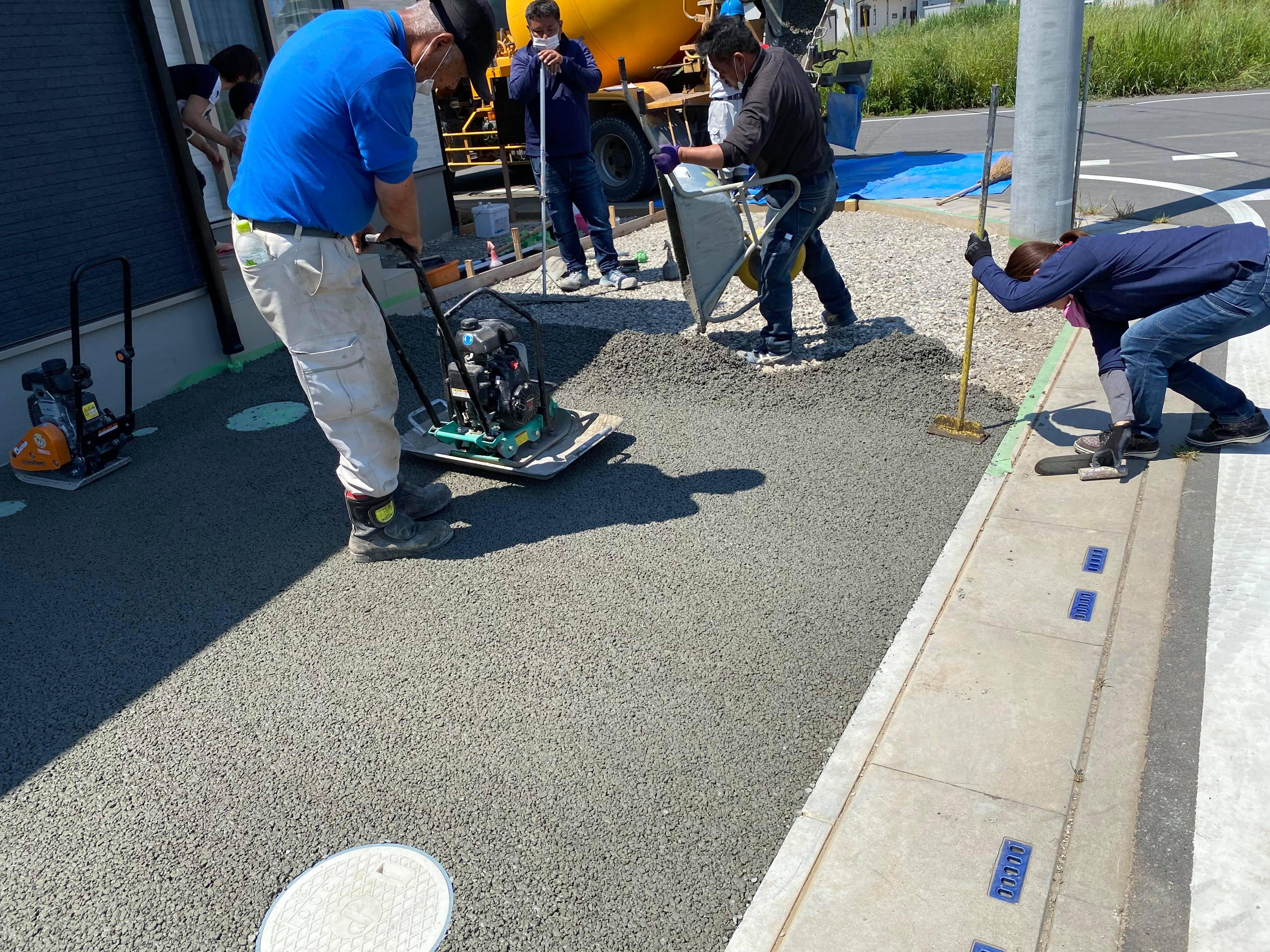 【埼玉】魔法の質問「透水性コンクリートも検討したいのですが」前向きな施工者の見分け方