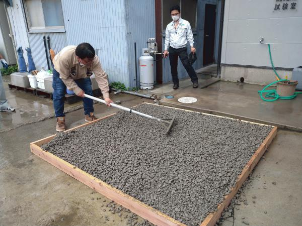 【埼玉】「1件1件着実に増えています」自らの手で新しい市場を創造したい熱い生コン工場へ