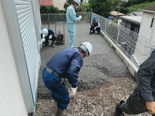 【神奈川】「勾配(こうばい)があるのが当たり前ではない」バイク・平ら・排水