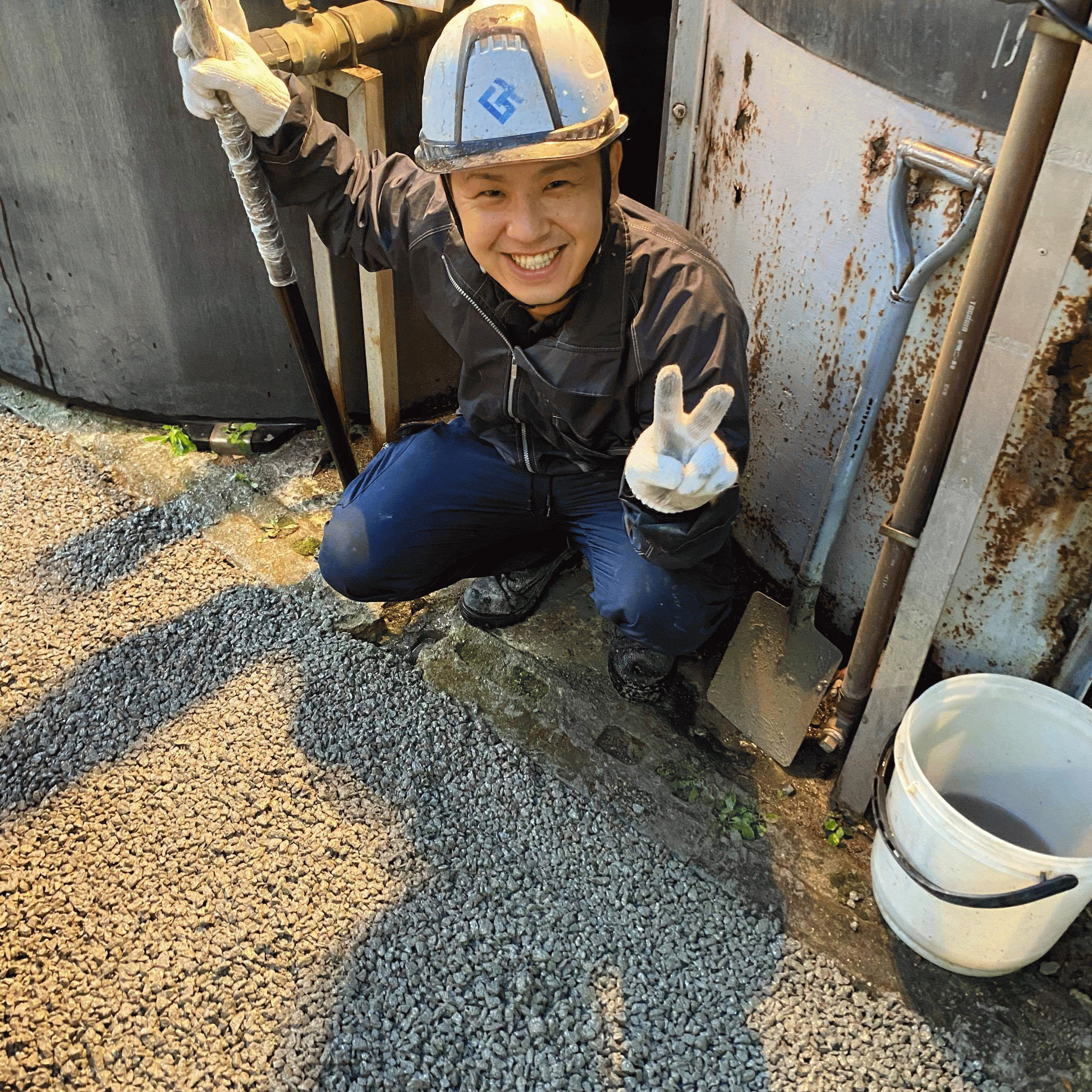 【京都】「製造に30分かかるって聞いてたけど全くそんなことなかった」トーカイコンクリート