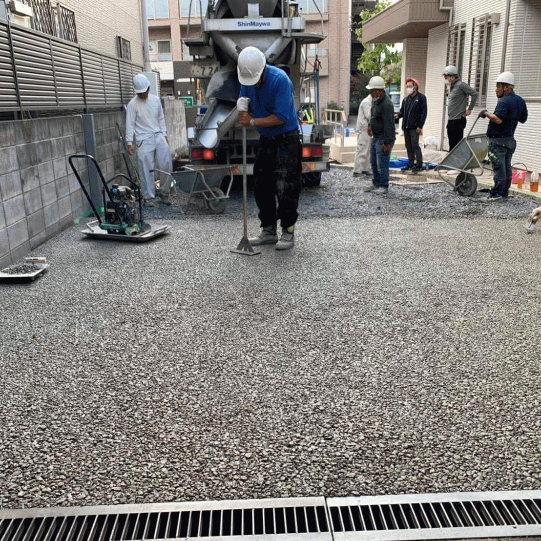 【東京】「土間コンの定番になりつつある」ワイエイ.ケイ・戸越生コン