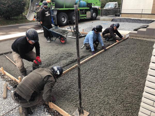 【長野】「なんで《寒冷地こそ》透水性コンクリートなの?」竹花工業 小諸工場・エクスショップ