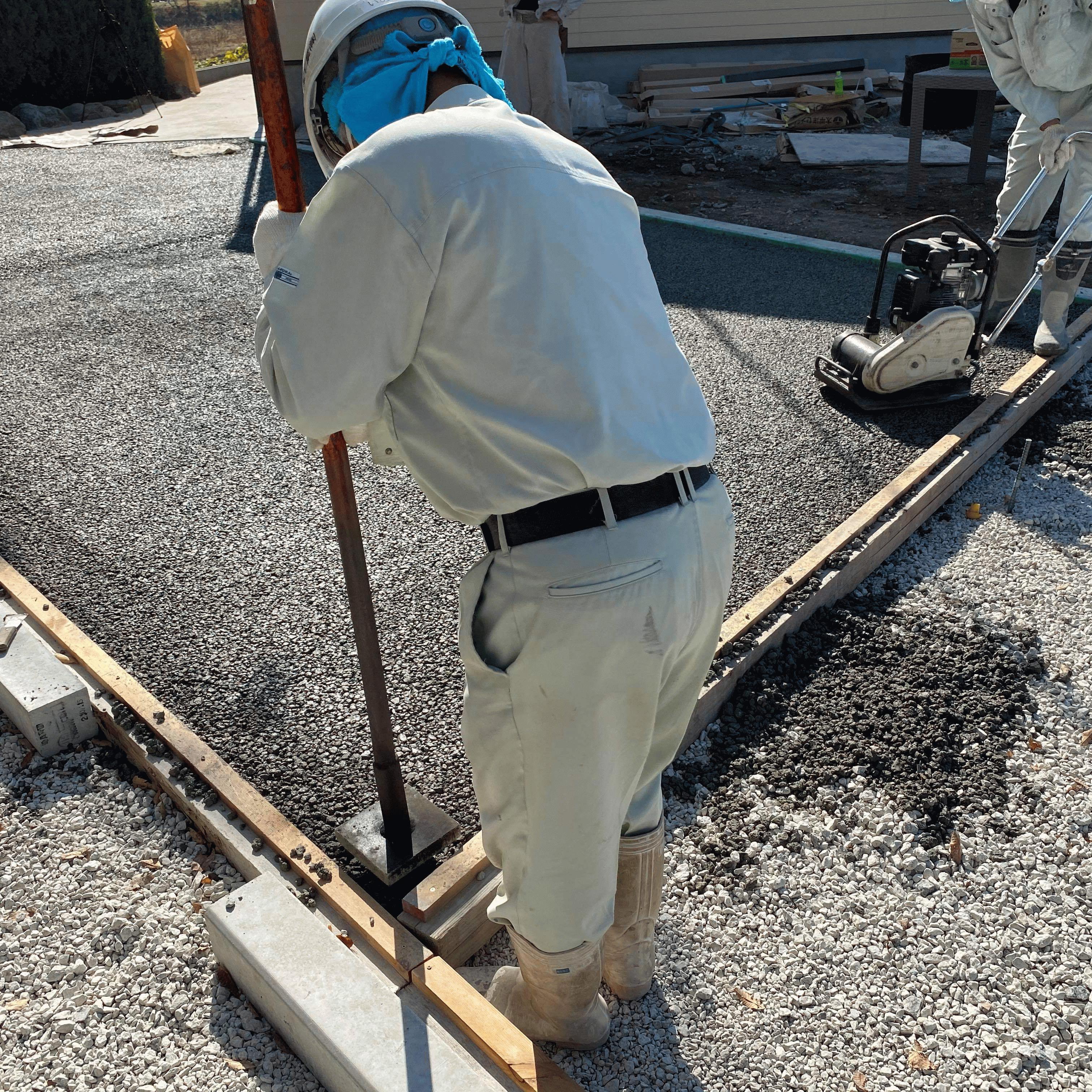 【埼玉】「2人で80m2施工したらどうなる?」小崎工業・DIY