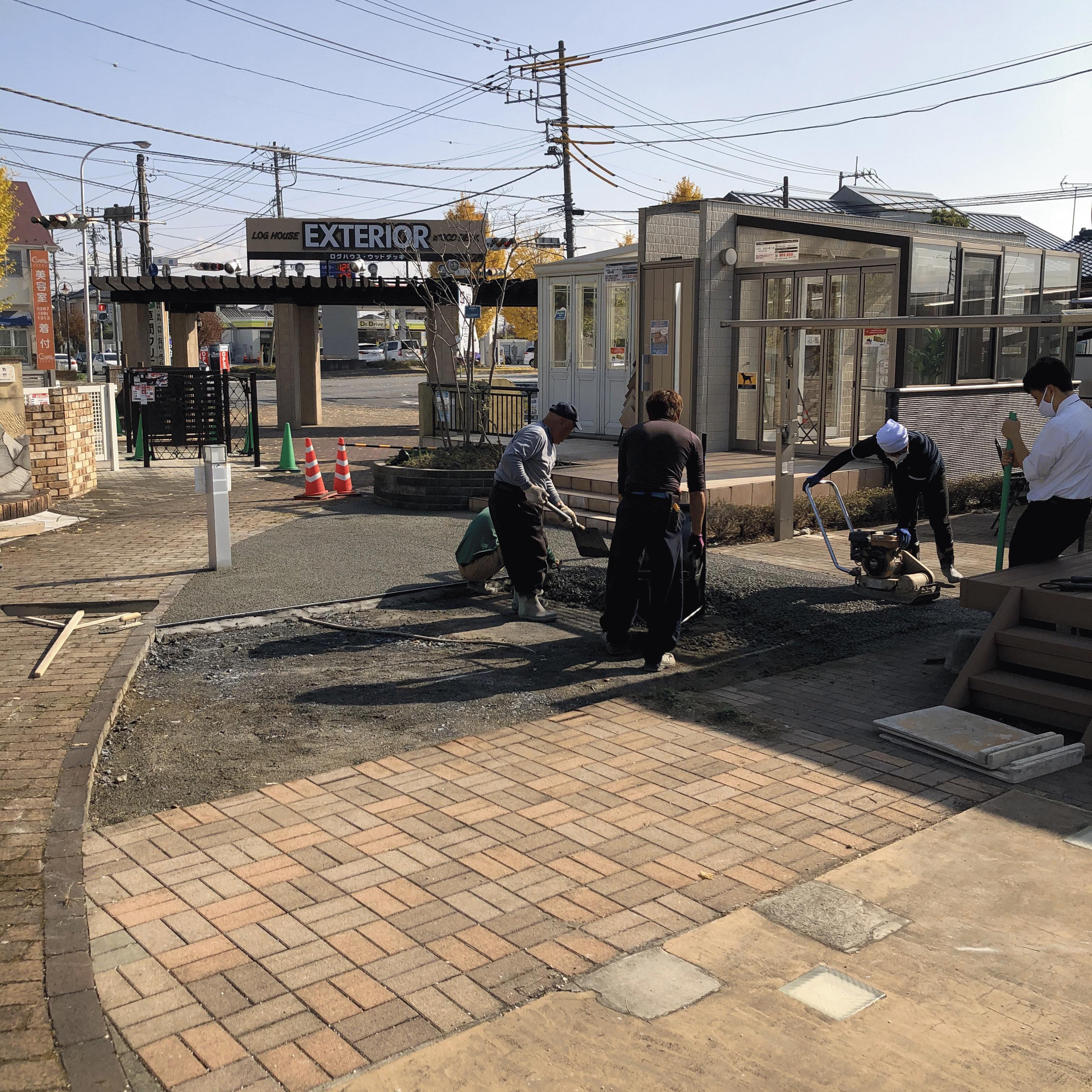 【茨城】《続》「関東ホームセンターの雄《ジョイフル本田》でもいよいよ販売開始!」大里ブロック工業