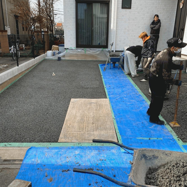 【東京】「小口生コン《吉田東光》からもドライテックは買えます」飯高ブロック工業・岡庭建材工業