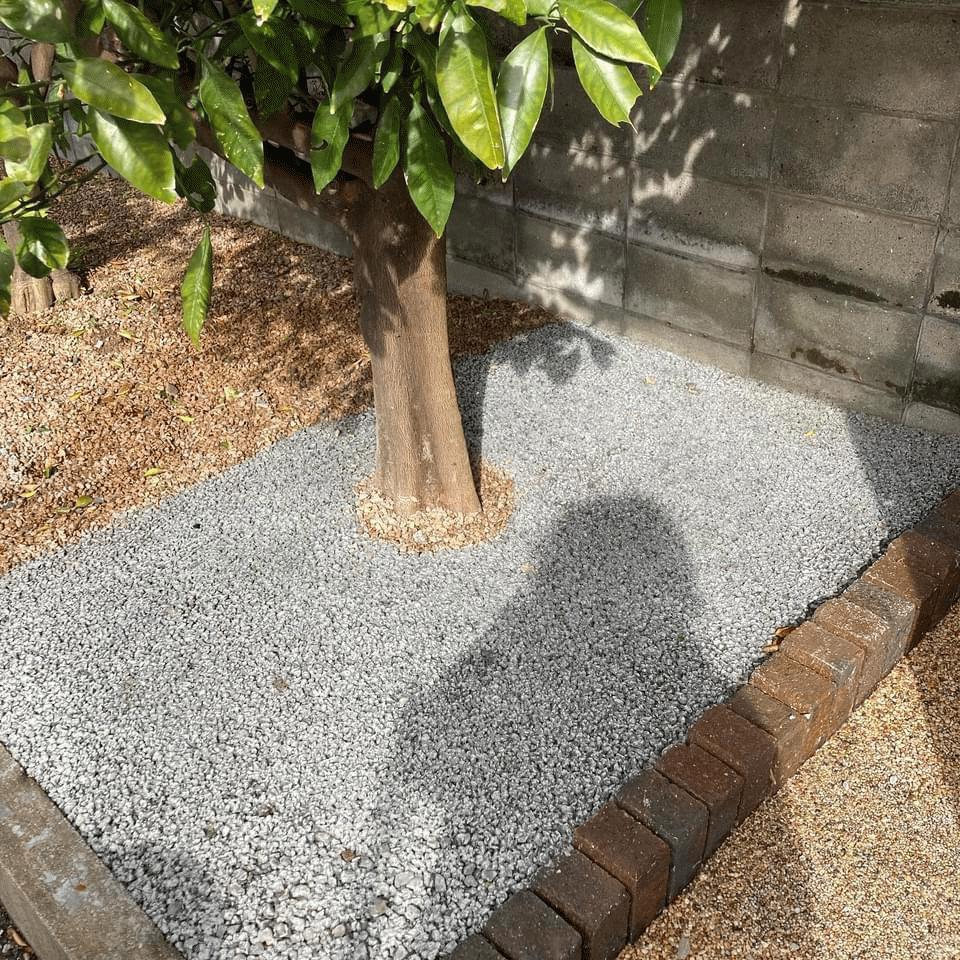 【福岡】「《残コン》ドライテックで整備する通路と植栽」All round・大分綜合建設