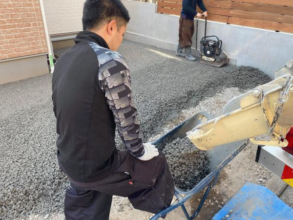 【神奈川】「仕上げてそのまま終わっていく」「左官屋さん頼まなくていいね!」